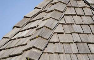 Wood Shake Roofing Shingles