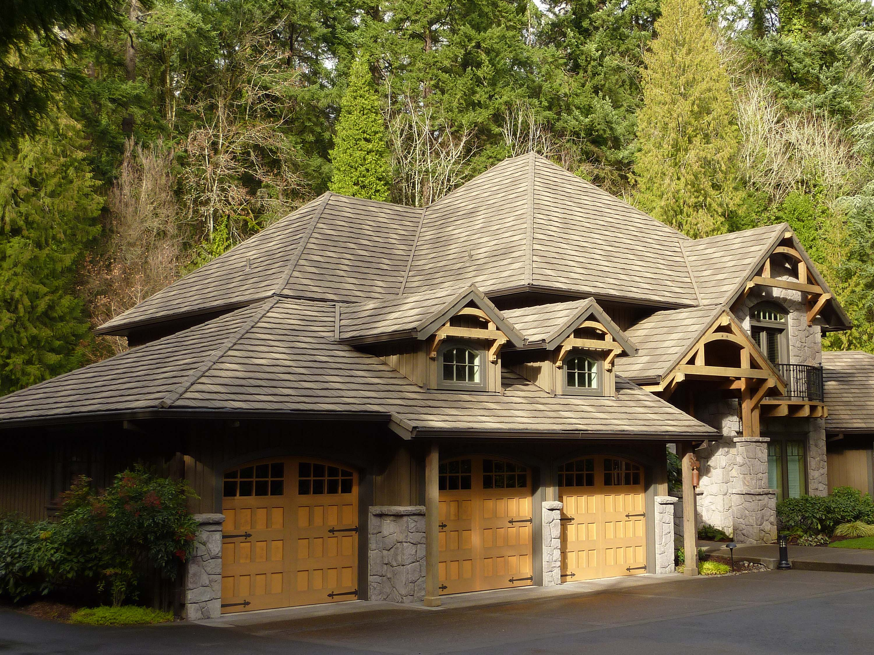 The Beauty Of Stone Coated Metal Roofing For The Houston