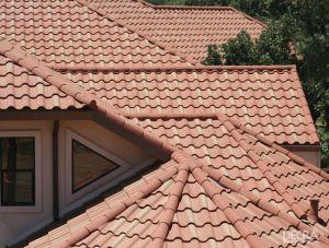 Decra Metal Roof Villa Venetian Gold