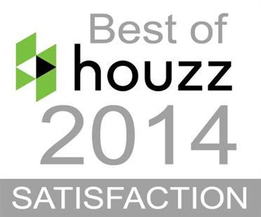 Texas Home Exteriors Houston TX receives Best of Houzz 2014 Customer Satisfaction Award