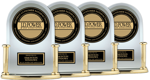 Simonton JD Power Award Houston Texas Home Exteriors 281-919-6999 TX