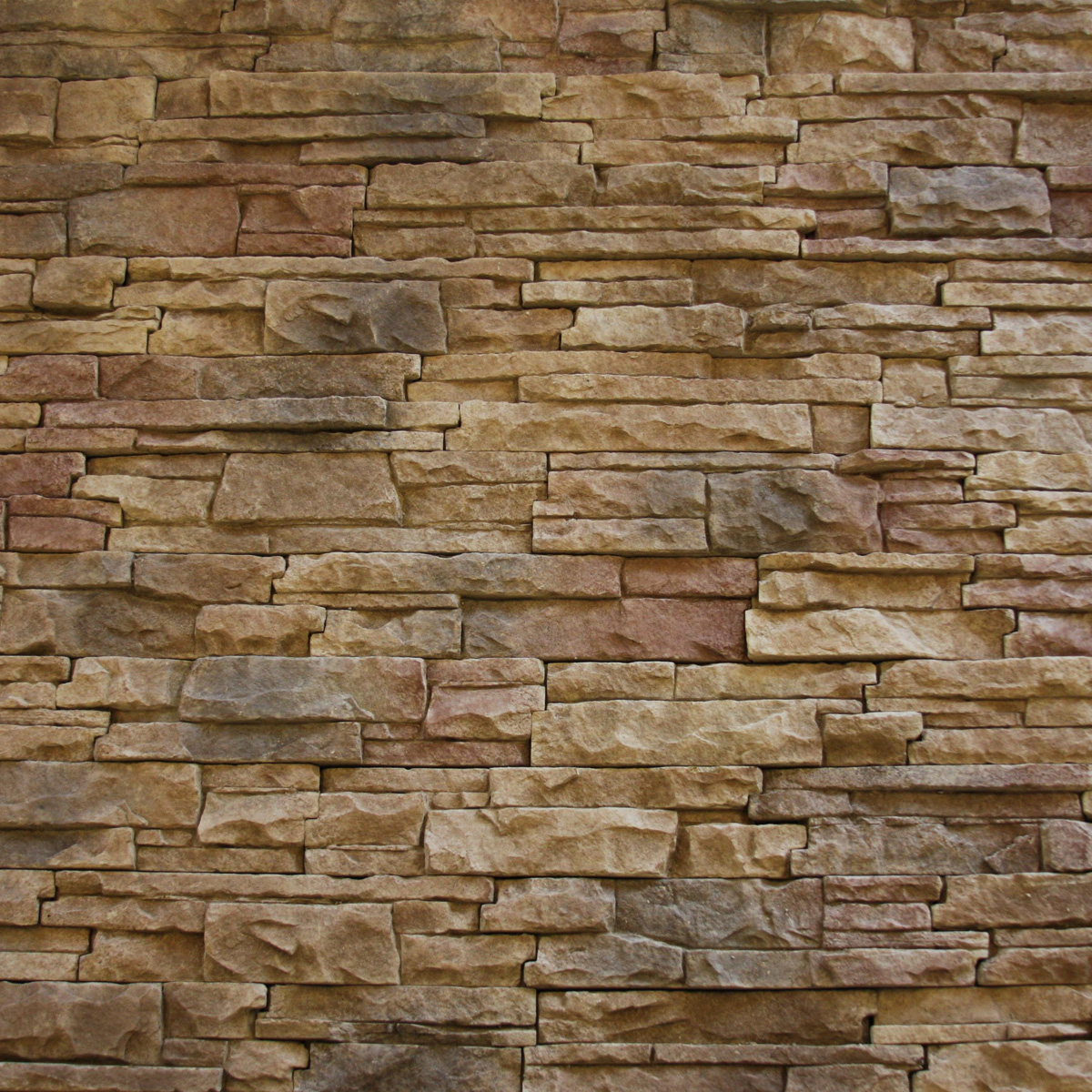 Exterior Stone Wall : Faux stacked stone siding by ply gem kapitan the