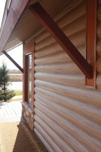 Texas Home Exteriors KayCan Lifetime Log Siding